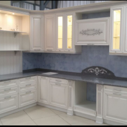 "Белая кухня ""Барокко"""