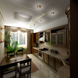 Кухня  в стиле