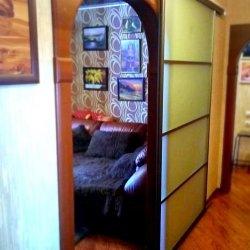 Раздвижная дверь комната-коридор