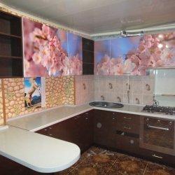 Кухня в цветах
