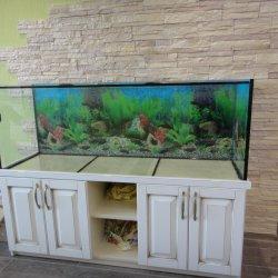 Шкаф под аквариум