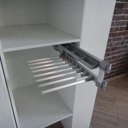 Встроенная гардеробная в стиле Лофт(брючница)