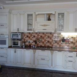 Белая кухня  барокко