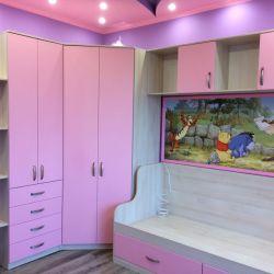 Мебель в комнату девочки 2