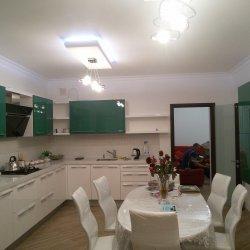 Угловая кухня МДФ крашеный