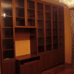 Стенка(горка) с книжными шкафами
