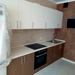 Кухонная мебель с фасадами из МДФ крашеного
