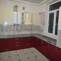 Стильная угловая кухня из МДФ