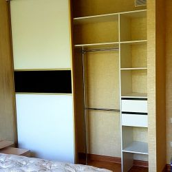 Встроенный шкаф для спальни