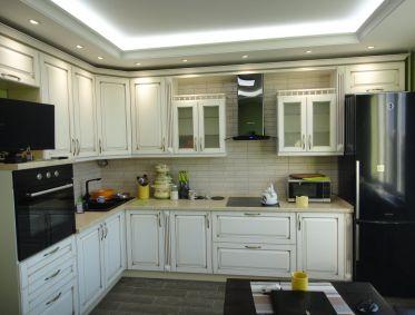 """Кухня в классическом стиле МДФ """"под дерево"""" - 145 000 р."""