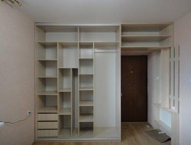 Внутренняя конфигурация шкафов-купе