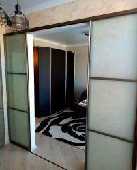 Раздвижные межкомнатные двери спальня - гостиная