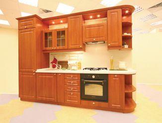 Кухня пленочный МДФ образец