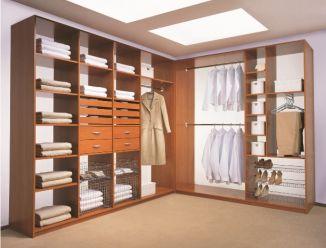 Шкафы для гардеробной на заказ