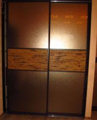 Встроенный шкаф-купе в прихожей 3