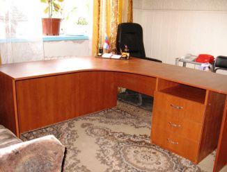 Угловой стол для руководителя