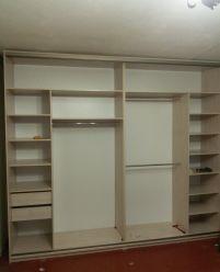 Встроенный шкаф (наполнение)
