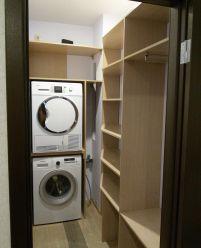 Полки и шкафы для гардеробной на заказ