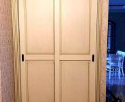 Шкафы-купе в классическом стиле