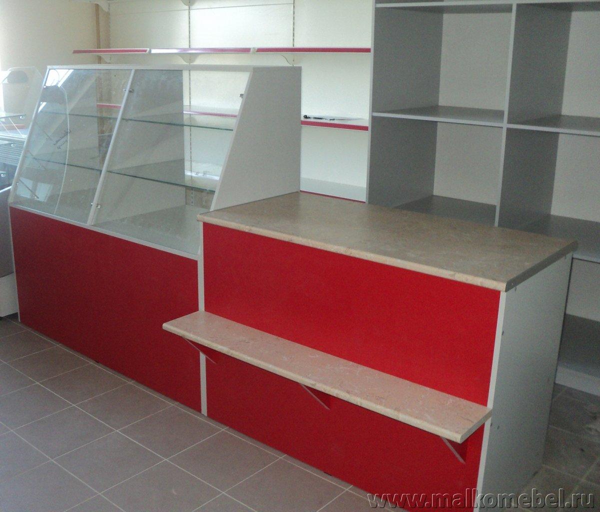Торговая мебель для магазина на заказ в Санкт